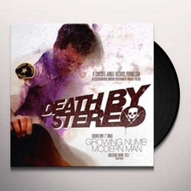 Death By Stereo GROWING NUMB / MODERN MAN Vinyl Record