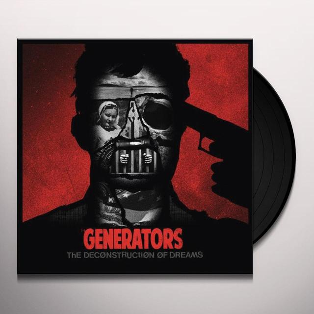 Generators DECONSTRUCTION OF DREAMS Vinyl Record