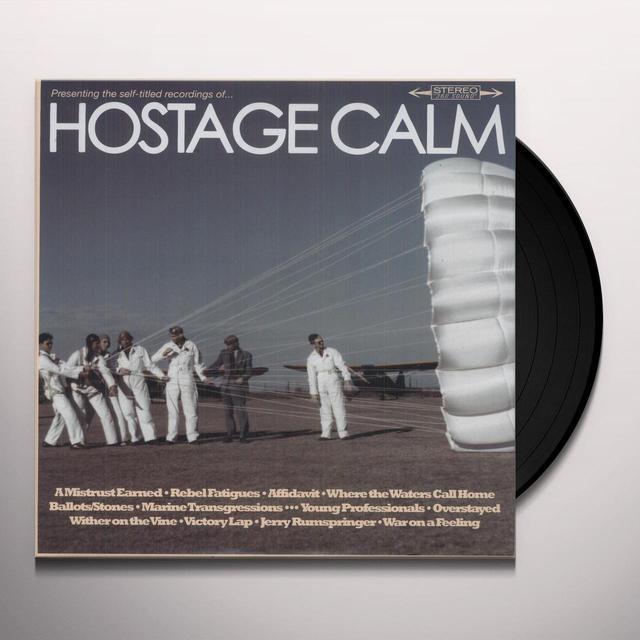 HOSTAGE CALM Vinyl Record