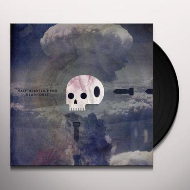 Half Hearted Hero / Deadhorse SPLIT Vinyl Record - Digital Download Included