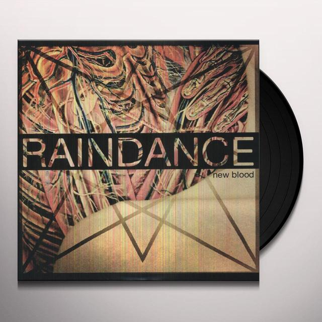 Raindance NEW BLOOD Vinyl Record - Digital Download Included