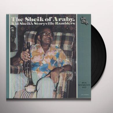 Kid Sheik'S Storyville Ramblers SHEIK OF ARABY Vinyl Record