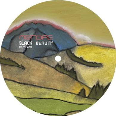 Metope BLACK BEAUTY REMIXES Vinyl Record