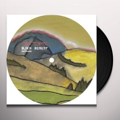 Metope BLACK BEAUTY REMIXES Vinyl Record - Remixes