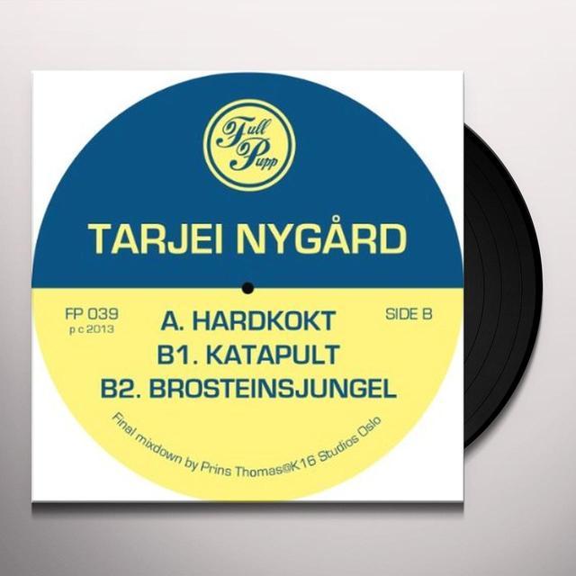 Tarjei Nygard HARDKOKT Vinyl Record