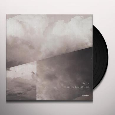 Kaito UNTIL THE END OF TIME Vinyl Record