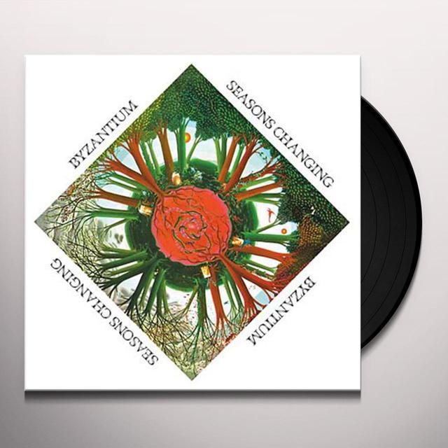 Byzantium SEASONS CHANGING Vinyl Record