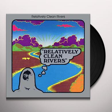 RELATIVELY CLEAN RIVERS Vinyl Record