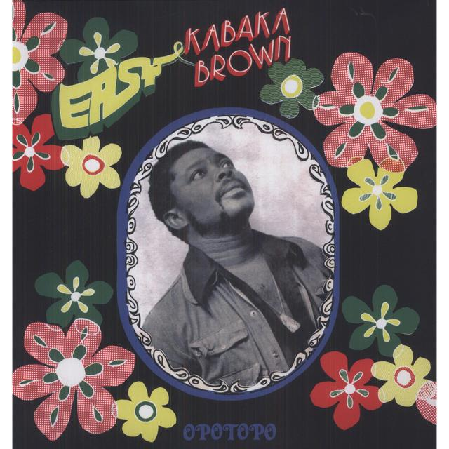 Easy Kabaka Brown OPOTOPO Vinyl Record