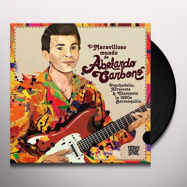 Abelardo Carbono MARAVILLOSO MUNDO DE Vinyl Record