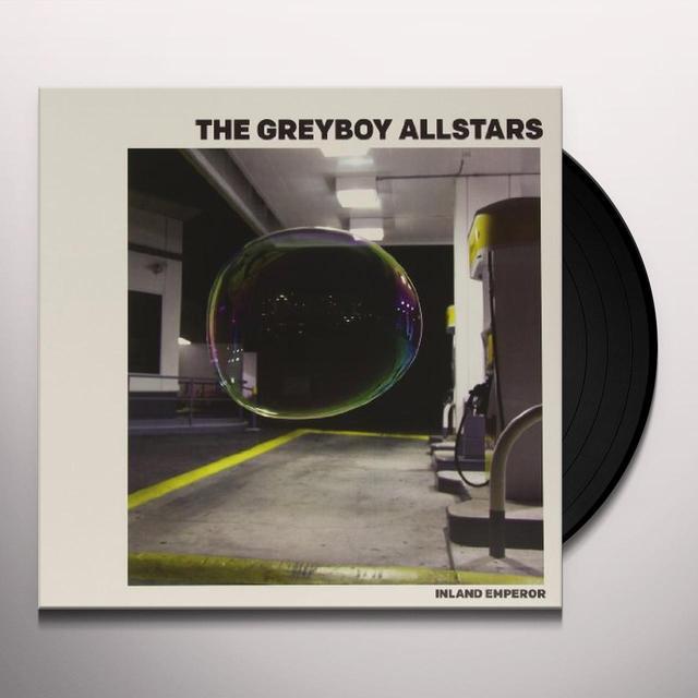 Greyboy Allstars INLAND EMPEROR Vinyl Record