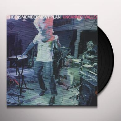 Dismemberment Plan UNCANNEY VALLEY Vinyl Record - 180 Gram Pressing, Digital Download Included