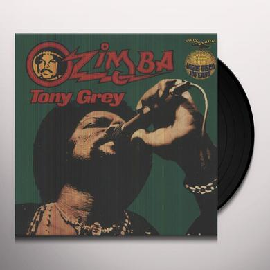 Tony Grey TIME Vinyl Record