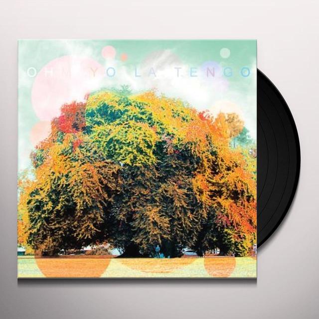Yo La Tengo OHM Vinyl Record
