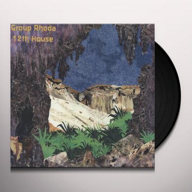 Group Rhonda 12TH HOUSE Vinyl Record