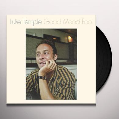 Luke Temple GOOD MOOD FOOL Vinyl Record