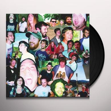 Reptilian LOW HEALTH Vinyl Record