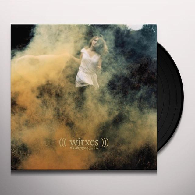 Witxes SORCERY / GEOGRAPHY Vinyl Record