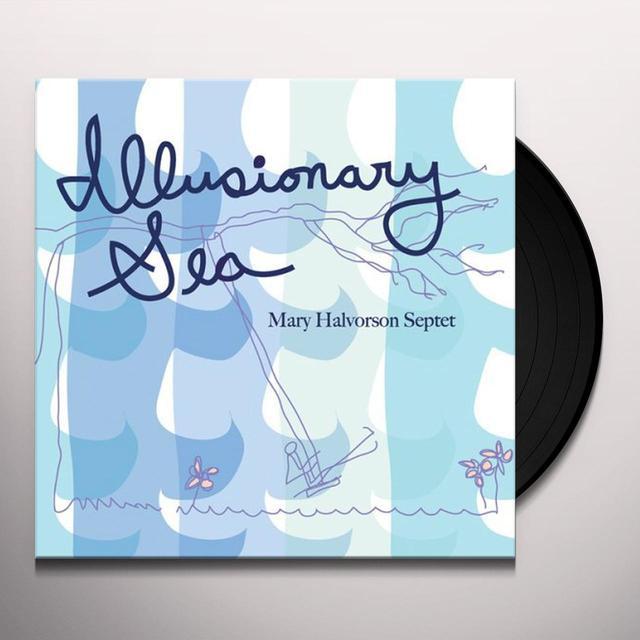 Mary Halvorson ILLUSIONARY SEA Vinyl Record