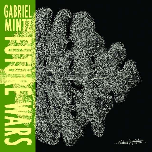 Gabriel Mintz FUTURE WARS Vinyl Record - Colored Vinyl, Limited Edition