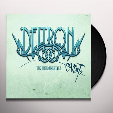 Deltron 3030 EVENT II (INSTRUMENTALS) Vinyl Record
