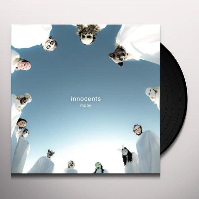 Moby INNOCENTS Vinyl Record
