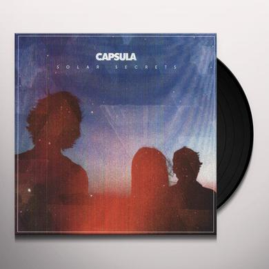 Capsula SOLAR SECRETS Vinyl Record - Limited Edition
