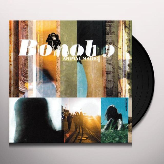 Bonobo ANIMAL MAGIC Vinyl Record