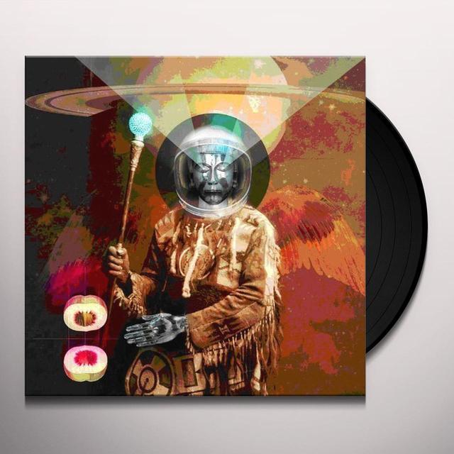 Carlton Melton ALWAYS EVEN Vinyl Record