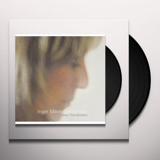 Inger Marie MAKE THIS MOMENT Vinyl Record