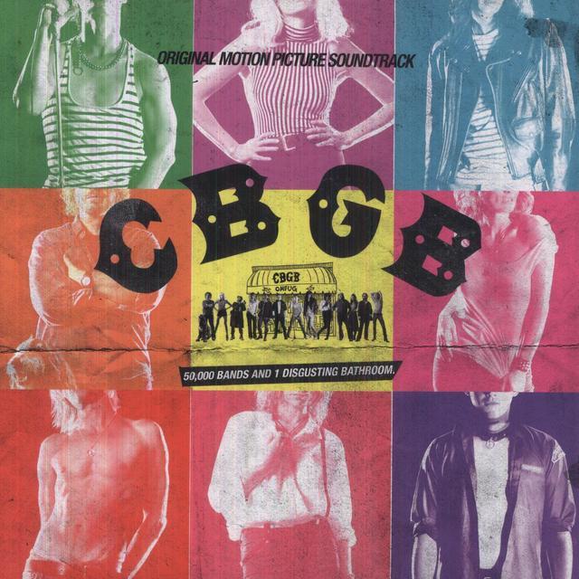 CBGB / O.S.T. Vinyl Record