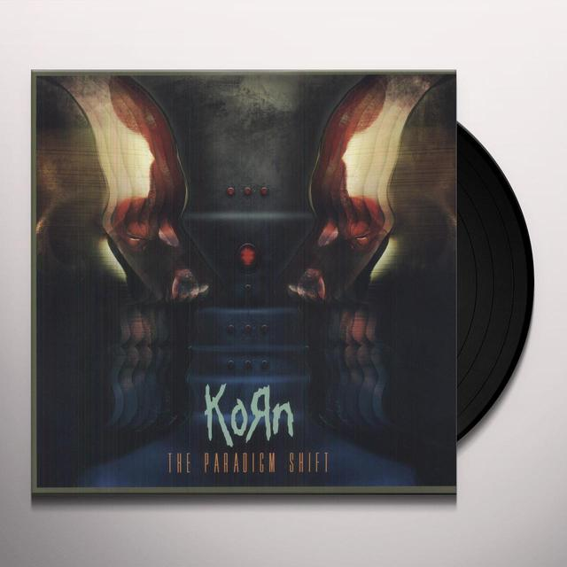 KoRn PARADIGM SHIFT Vinyl Record
