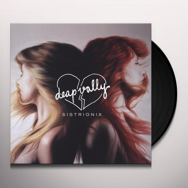Deap Vally SISTRIONIX Vinyl Record