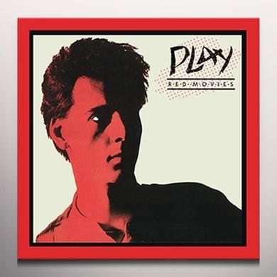 Play RED MOVIES Vinyl Record - Colored Vinyl, 180 Gram Pressing