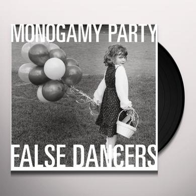 Monogamy Party FALSE DANCERS Vinyl Record