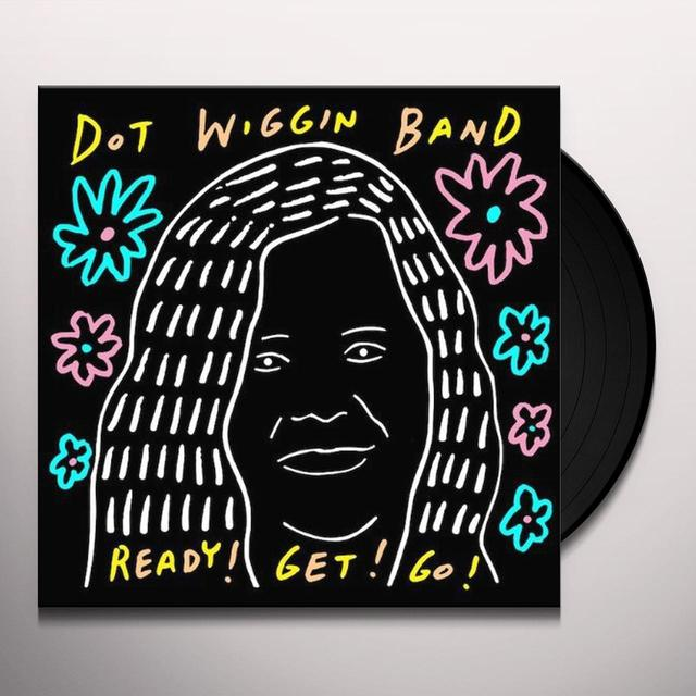 Dot Wiggin Band READY GET GO Vinyl Record