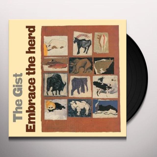 Gist EMBRACE THE HERD Vinyl Record - Reissue