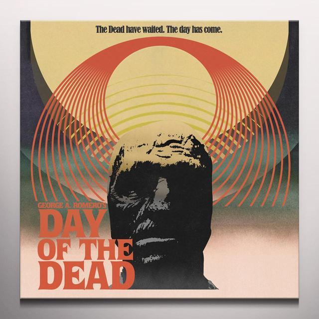 John Harrison DAY OF THE DEAD Vinyl Record - Gray Vinyl, 180 Gram Pressing, Poster, Remastered
