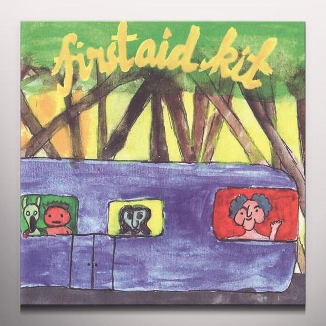 First Aid Kit DRUNKEN TREES Vinyl Record - Colored Vinyl, 180 Gram Pressing
