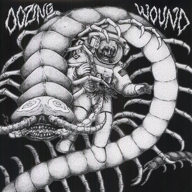 Oozing Wound RETRASH Vinyl Record - Digital Download Included