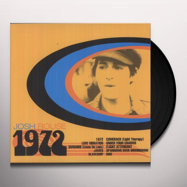 Josh Rouse 1972 Vinyl Record - 180 Gram Pressing, Digital Download Included