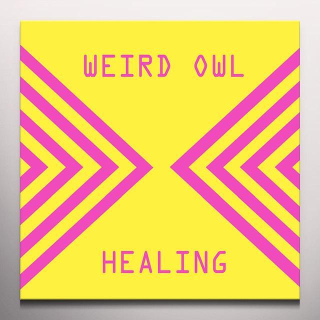 Weird Owl HEALING Vinyl Record - 10 Inch Single, Colored Vinyl