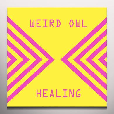 Weird Owl HEALING Vinyl Record - 10 Inch Single, Colored Vinyl