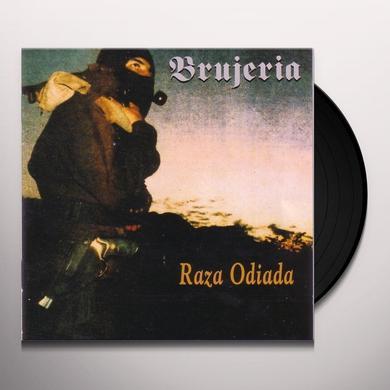 Brujeria RAZA ODIADA Vinyl Record - 180 Gram Pressing