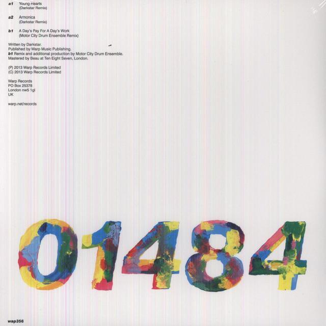 Darkstar 01484 Vinyl Record