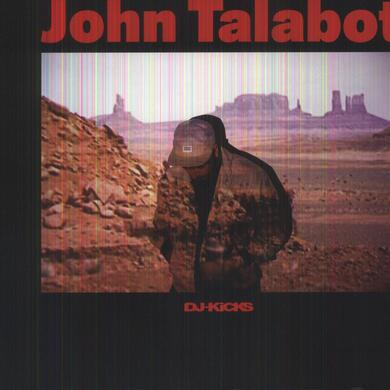 JOHN TALABOT DJ-KICKS Vinyl Record - w/CD