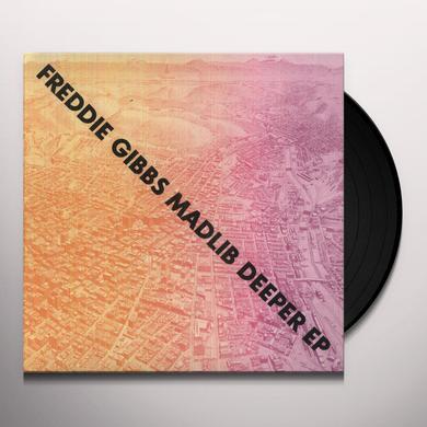 Madlib DEEPER Vinyl Record