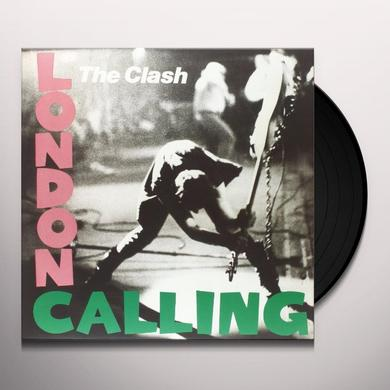 The Clash LONDON CALLING Vinyl Record
