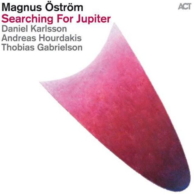 Magnus Ostrom SEARCHING FOR JUPITER Vinyl Record