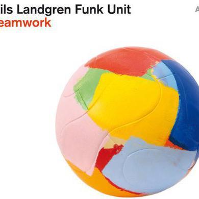 Nils Landgren TEAMWORK Vinyl Record